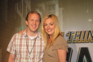 SYTYCD Season 9 Vegas Week with Cat Deeley