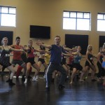 "Ovation's ""A Chance To Dance"" From Producers Nigel And Simon Lythgoe Auditions In Salt Lake City"