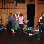 BECKET, MA - APRIL 25:  Dance students from around each market are invited to audition for the opportunity to be a part of the next big American dance company and win the ultimate CHANCE TO DANCE at Jacob&#039;s Pillow in Becket, Massachusetts, April 25, 2012 (Photo by Gail Oskin/Getty Images)