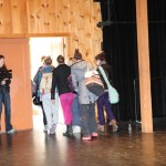 BECKET, MA - APRIL 25:  Dance students from around each market are invited to audition for the opportunity to be a part of the next big American dance company and win the ultimate CHANCE TO DANCE at Jacob's Pillow in Becket, Massachusetts, April 25, 2012 (Photo by Gail Oskin/Getty Images)