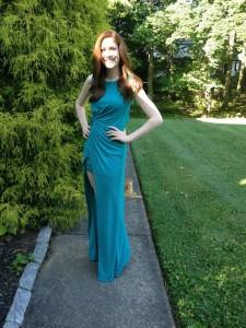 Laura Gruener Prom